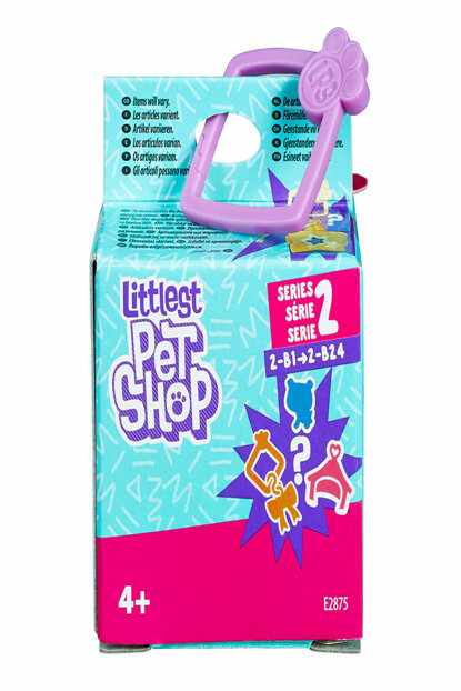 Littlest Pet Shop Pet Surprise Box U280570