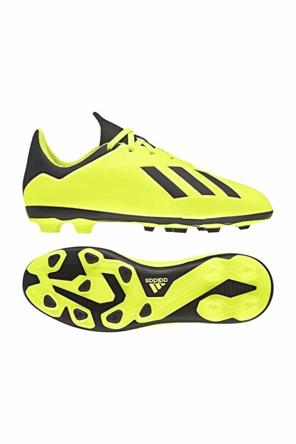 Yellow Male Crampon X 18.4 Fg J DB2420