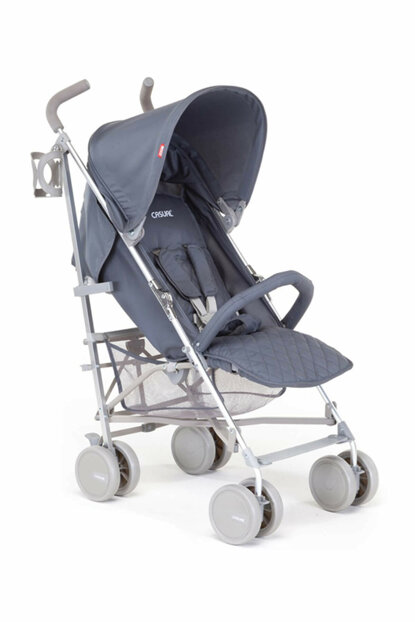 Casual Zoom Walking Stick Baby Carriage Gray / IB30792