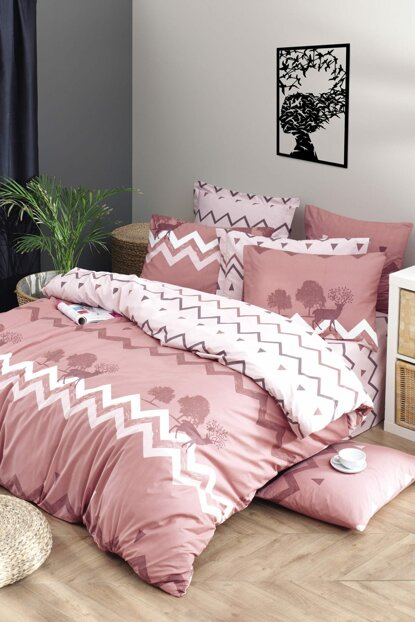 100% Natural Cotton Single Size Duvet Cover Set Bree Cinderella Ep-018601