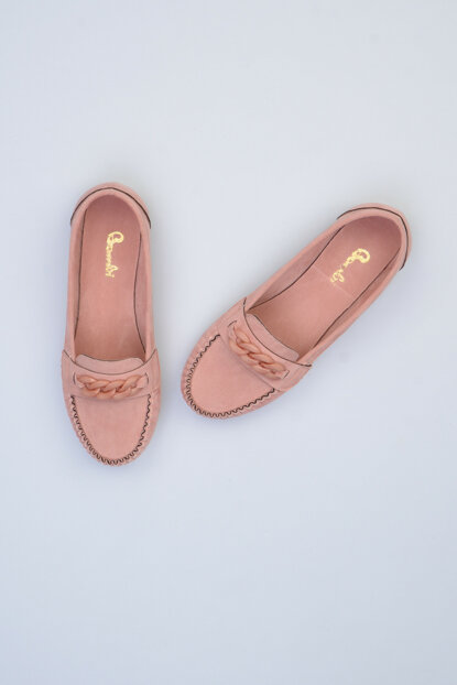 Loose Powder Women Loafer F0371400072