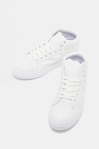 Women's White Shoes 9KAL20840AA