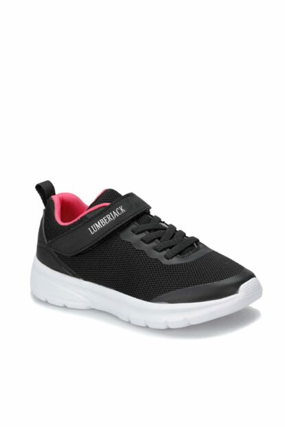 RUN Black Walking Shoes for Girls 000000000100371820