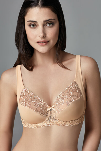 Women's Ten Carolin Underwire Rather Single Bra B0169246