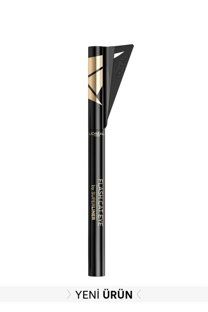 Black Eyeliner - Superliner Flash Cat Eye 3600523653959