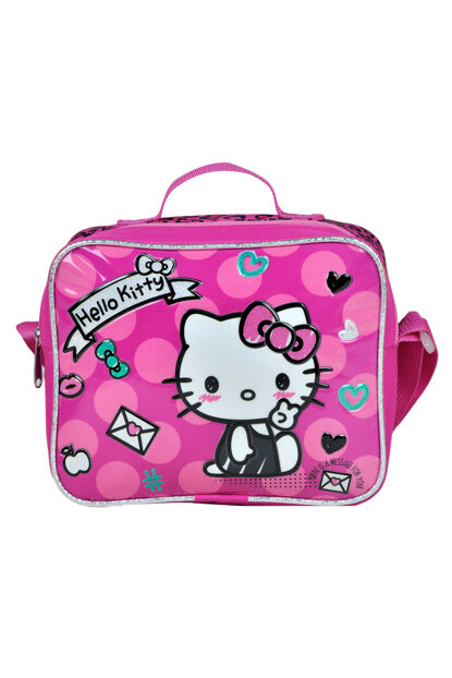 Pink Girl Lunch Box 95558