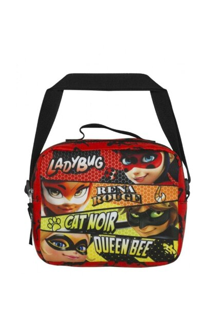 Miraculous Characters School Lunch Box 2105 8698538221053