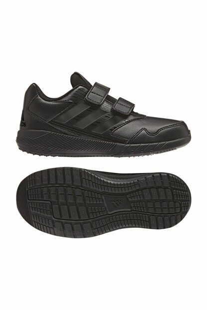 Black Unisex Shoes Altarun Cf K BA9422