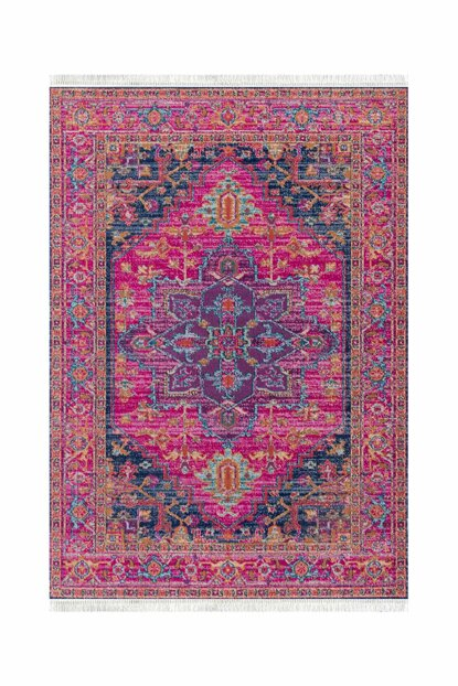 V229 Vintage Decorative Washable Carpet