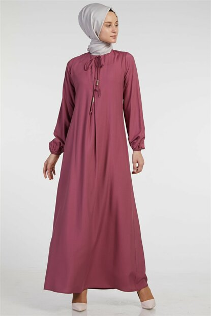 Women's Rose Dried Dress Nassah-US-0200