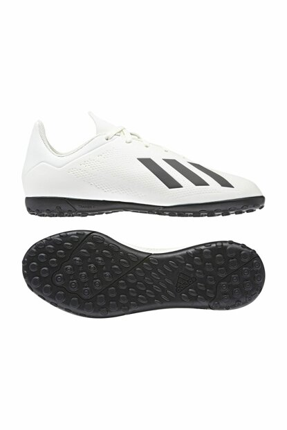 White Men's Football Boots X 18.3 Fg J DB2436