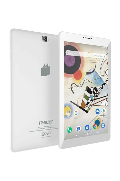 "M10 PRO LTE 32GB 10.1 ""IPS Tablet White (REEDER EN WARRANTY) REEDERM10"