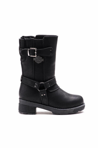 Black Children's Boots EA28OF27265