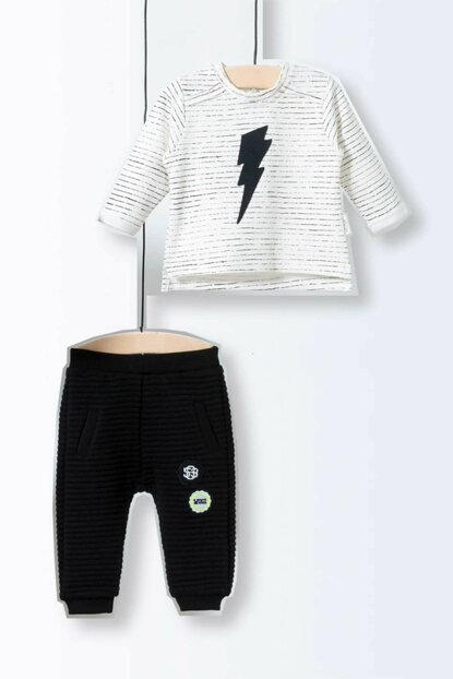 Wogi Baby Boy Bottom Top Set of 2 5153 WG5153