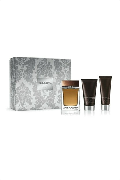 The One Edt 100ml + After Shave Balm 75ml + Shower Gel 50ml Men Perfume Set 3423478415355