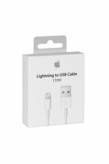 Apple iPhone iPad iPod Lightning Charger Cable 1mt MD818ZM / AA