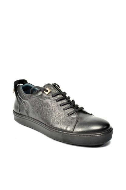 Black Mens Casual Shoes 9YMCABUL432