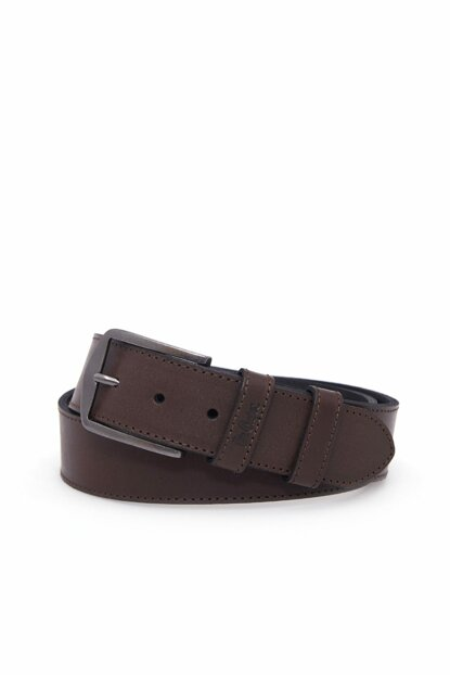Men's Bowie 4 Leather Belt 192 LCM 281007