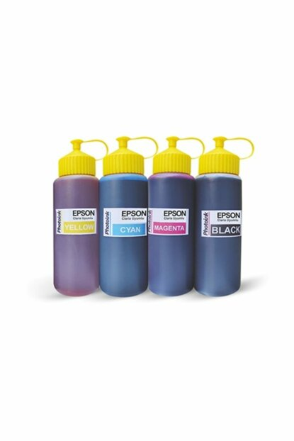 Ink Set for Epson L220 (4x500ml) 200466700000005