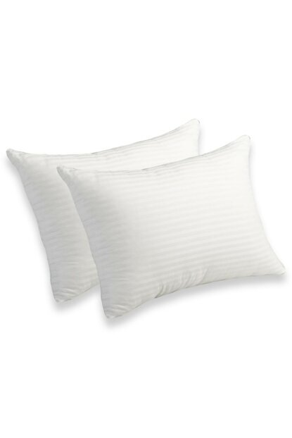 Eve 2 50 x 70 cm 100% Bead Silicone Cushion - 83 Satin with Wire Stripes - 900 gr EVE-13
