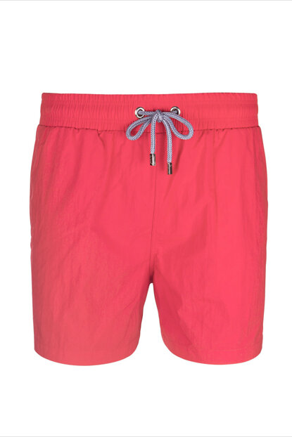 Men's Salmon Shorts Lace-up Sea Shorts 4581/67841