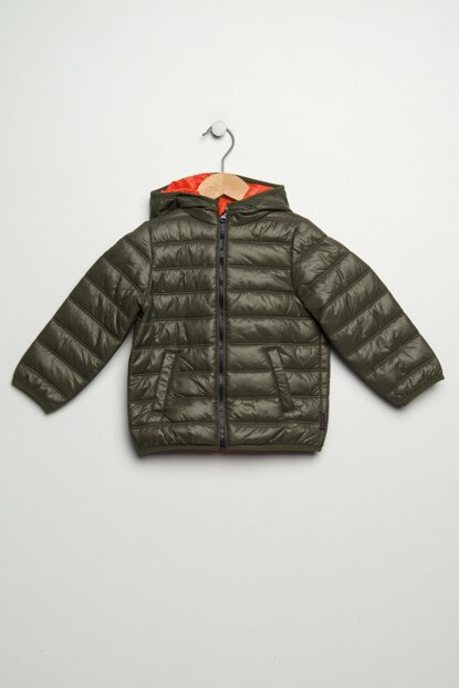Green Unisex Children's Coats 09087138000000