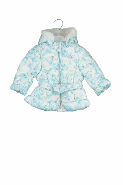 Blue Girls Coat 09087135000000