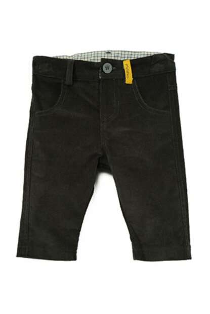 Anthracite Unisex Kids Trousers K-62M1MYG02