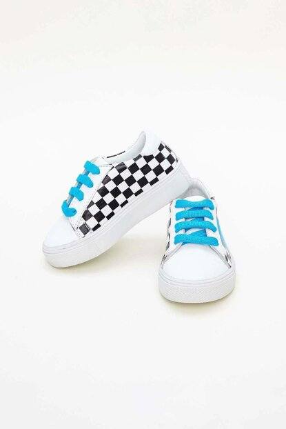 Baby Boy Patterned Shoes 19SS0BG1039