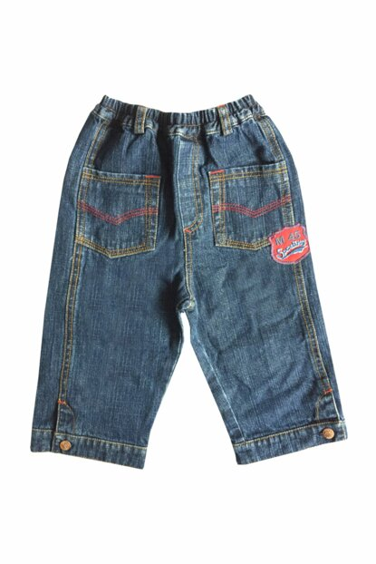 Denim Trousers for Boys PVJ01-E