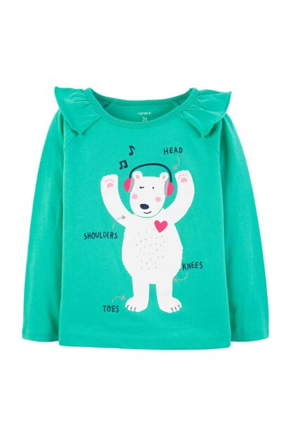 Little Girl T-shirt - PW 253H895