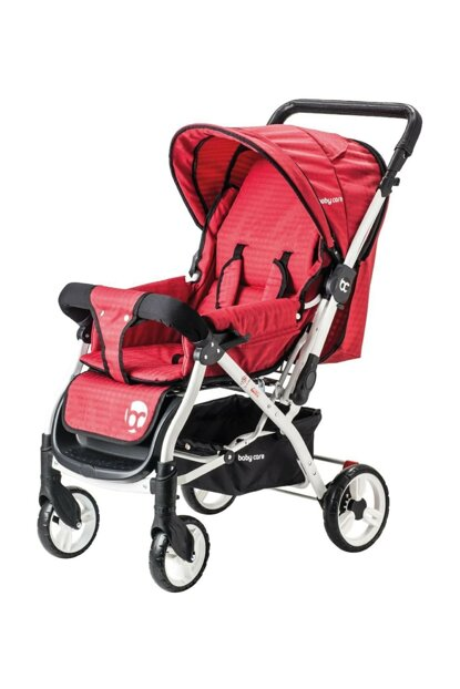 Bc-60 Dinamico Bidirectional Baby Carriage Red 8698943143827