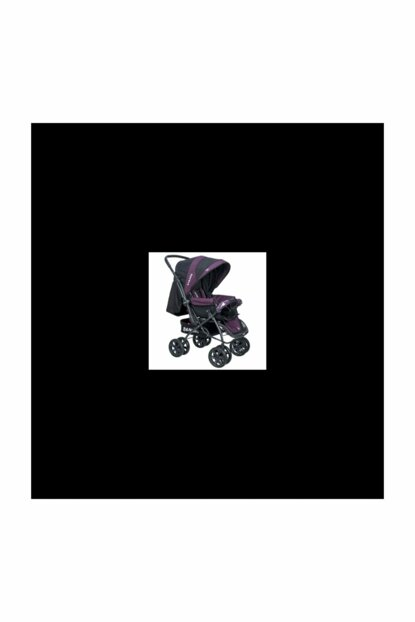 BT-599 Bidirectional Baby Carriage - Red Black SUNTT00599BV