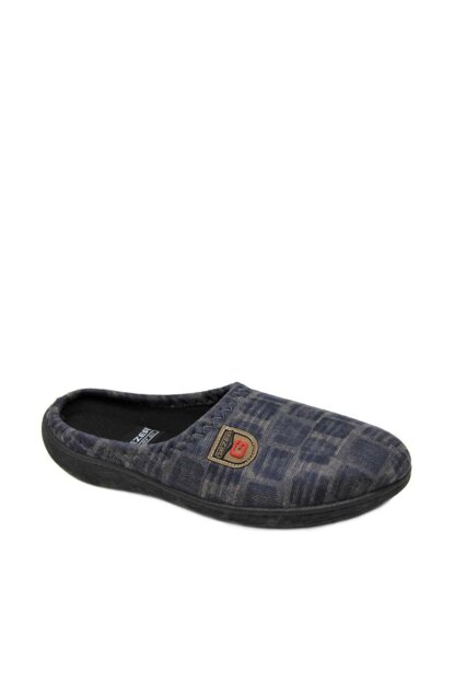 Navy Blue Men's Slipper MFGZR11989M