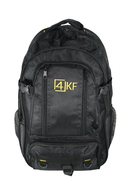 Black Unisex Backpack 857000001239