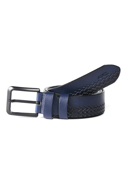 Men's Black Black Belt (128L) BD00465
