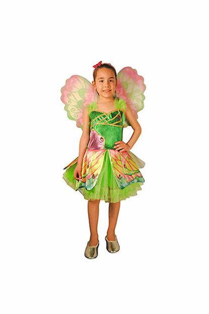 Winx Flora Costume 4-6 Years Old 8681483600011