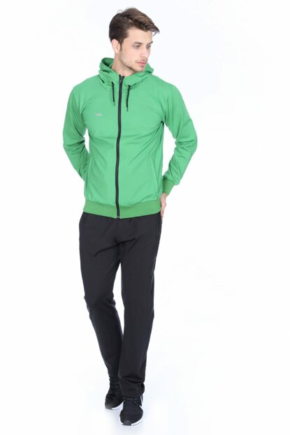 Men's Tracksuit Set Model 01 (Camping) - TK17KMP01-YSL