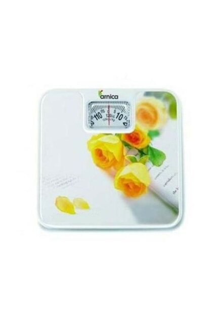 Arnica Perfect 9011 Mechanical Bathroom Scale EG52100