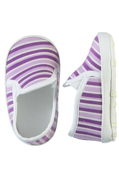 Lilac Unisex Baby Booties 369450143Y81