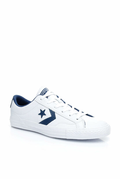 Men's Star Player White Sneaker 159740C-S