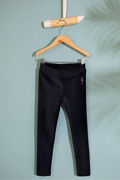 Lacacivert Girls' Trousers