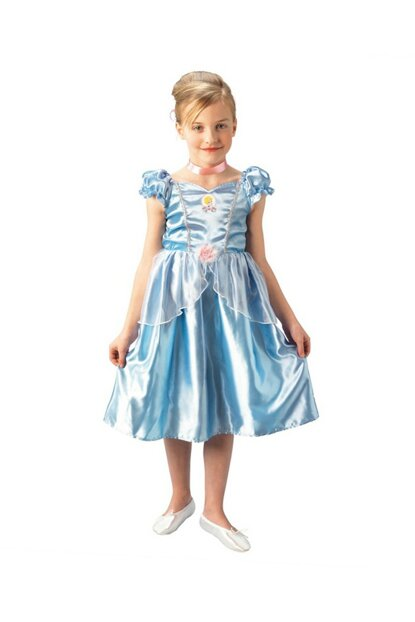 Princess Cinderella Child Costume Classic 5-6 Years Old / RUB / 883671