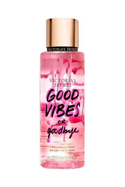 Body Spray - Victoria Secret Body Mist Good Vibes Or GoodBye 250 ml 667548038881
