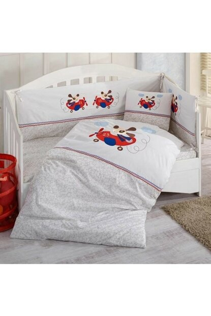 Crystal Baby Duvet Cover Set Flying Dog BC101485