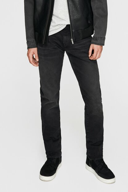 Men's Marcus Blue Black Gray Jean 0035126081