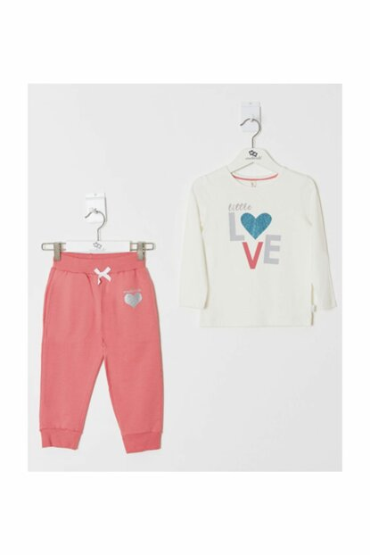 Ecru Girls Sleepwear WK19AW1261