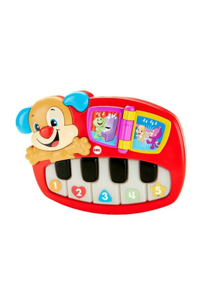 Fisher Price Educational Dog's Piano T000DLK19