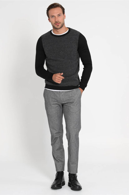 Men's Nov Sweater 112090023100100