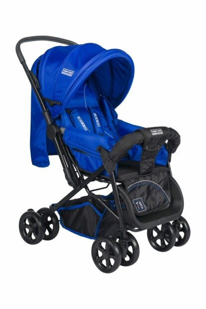 Tommybaby Nova Double Direction Luxury Baby Stroller Pushchair Blue / TM6121